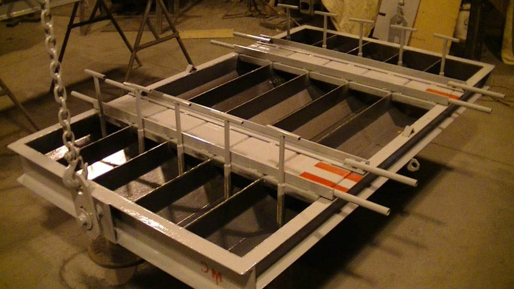 DM Vault Forms I Precast and Concrete Mold builder
